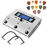 power sound fx shredder - TC Helicon Play Electric Vocal Effects Processor Bundle with 2 Patch Cables and Dunlop PVP101 Pick Pack