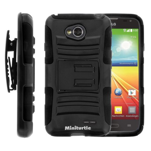 MINITURTLE Case Compatible w/ MINITURTLE, High Impact Rugged Hybrid Dual Layer Protective Phone...