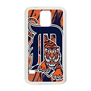 Detroit Tige Design New Style High Quality Comstom Protective case cover For Samsung Galaxy S5