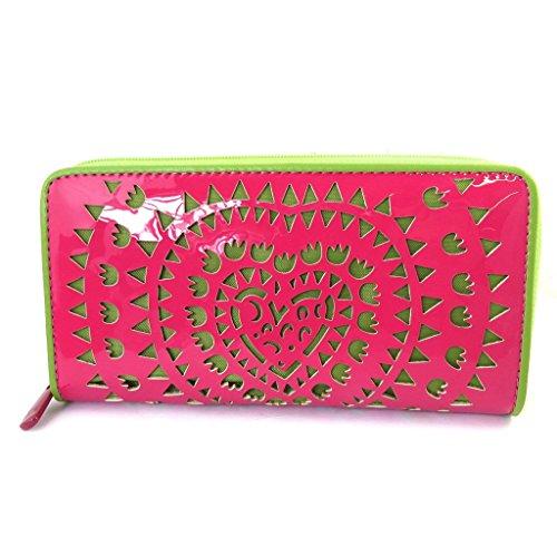 Wallet 'Agatha Ruiz De La Prada' pink green (m).