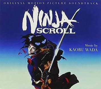 Ninja Scroll by Ninja Scroll : Ninja Scroll : Amazon.es: Música