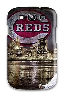 cincinnati reds MLB Sports & Colleges best Samsung Galaxy S3 cases 2704556K562117656
