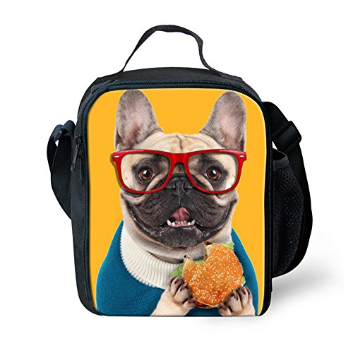 bulldog lunch box - 5