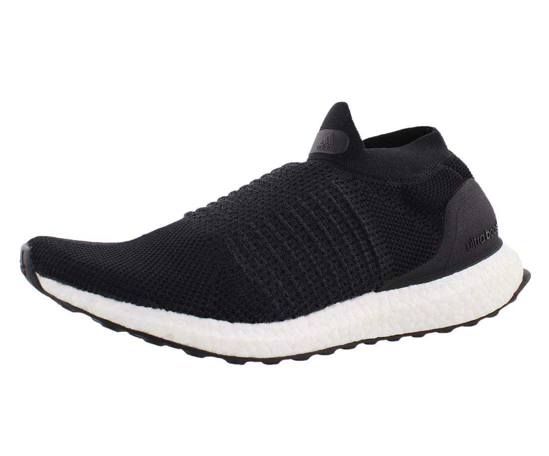 bd7d56b3446 Galleon - Adidas Ultraboost Laceless Running Men s Shoes Size 9 Black