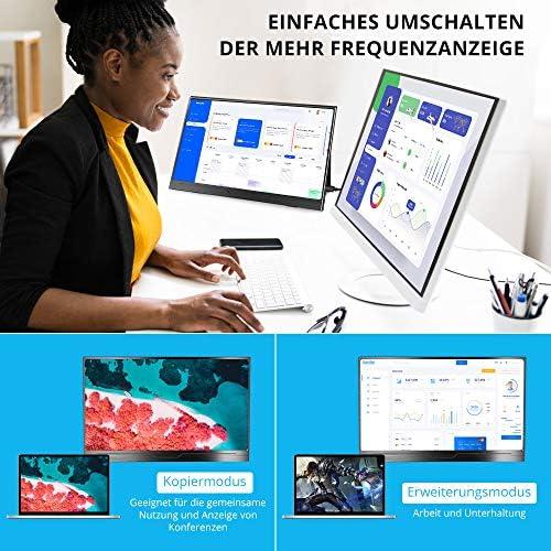 Ecran PC Portable, EVICIV Moniteur Portable - Actualités des Jeux Videos
