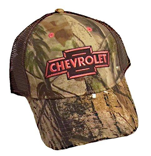 Chevrolet Realtree Womens Baseball Trucker product image
