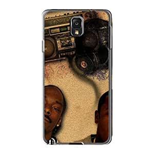 Durable Defender Case For Galaxy Note 3 Tpu Cover(ice Cube Snoop Dogg Dr Dre Eminem)