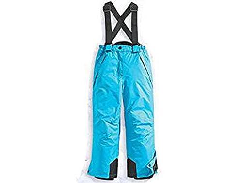 akzeptabler Preis bester Verkauf viele Stile crane kids Kinder Mädchen Skihose hellblau Größe wählbar Schneehose  Winterhose