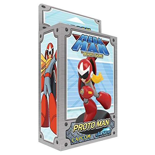 Mega Man: Proto Man Expansion Miniature by Jasco Games
