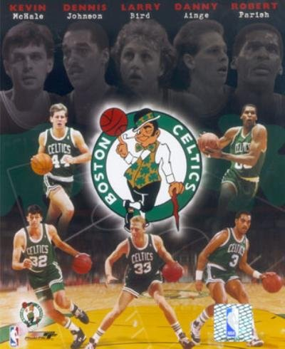 739062c907ea Amazon.com  Boston Celtics Big Five Legends Kevin McHale