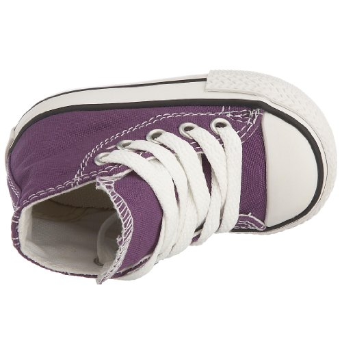 Purple All Taylor Converse Star Trainers Unisex Chuck Hi Children's Laker qgxO7xzwfc