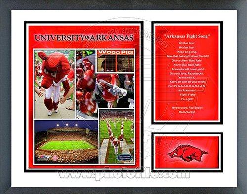 Arkansas Photo Framed Razorbacksマイルストーン& Memories Framed Photo Memories B00A63OUCK, カンダマチ:59c3e1a6 --- harrow-unison.org.uk