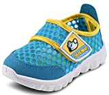 DADAWEN Baby's Boy's Girl's Mesh Light Weight Sneakers Running Shoe Blue US Size 12.5 M Little Kid Review