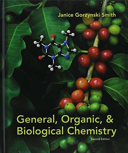 Package: General, Organic & Biological Chemistry with Connect 2-semester Access Card