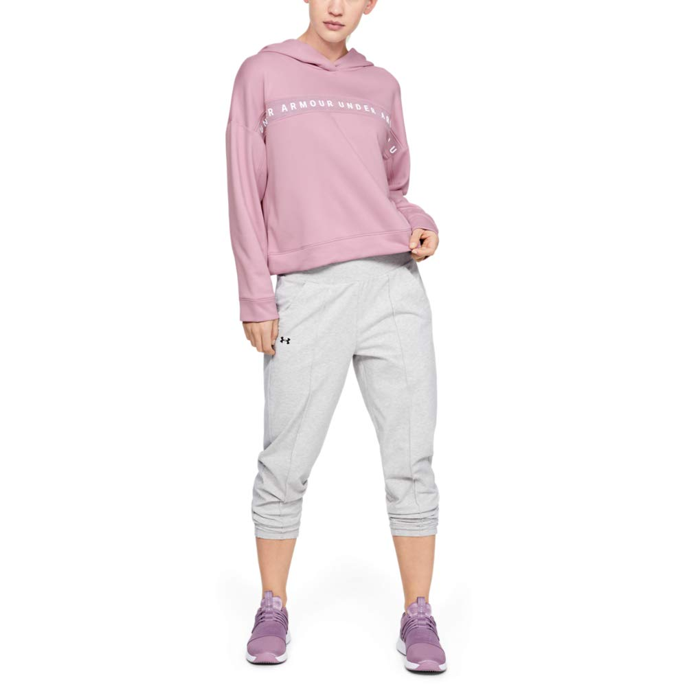 Under Armour Womens Tech Terry Hoodie
