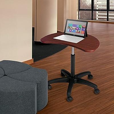 Balt Pop Adjustable Height Laptop Mobile Stand