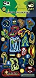 Paper Projects Ben 10 (Ben 10) Alien Alien Force Party Pack Sticker Style [parallel import goods]