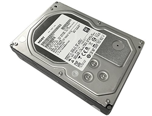 HITACHI 0F14683 Ultrastar A7K4000 4TB 7200 RPM 64MB cache SATA 6.0Gb/s 3.5 internal hard drive (Bare Drive) (Hitachi Drive)