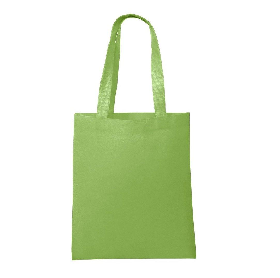 正規通販 (6パック) Eco Friendly Friendly Promotionalトートバッグbags- グリーン Cheap不織布トートバッグ Eco グリーン B06ZZ2VW32 ライムグリーン, ノーザンブルー 電話機日用雑貨:82805ac3 --- 4x4.lt