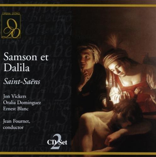 (Saint-Saëns: Samson et Dalila)