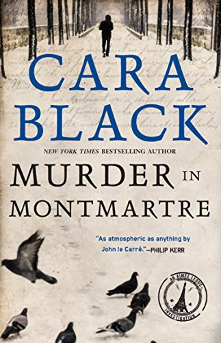 - Murder in Montmartre (An Aimee Leduc Investigation Book 6)