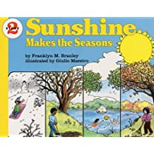 Sunshine Makes the Seasons Book and Tape with Book