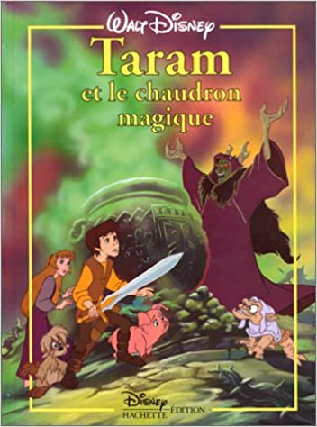 taram et le chaudron magique uptobox