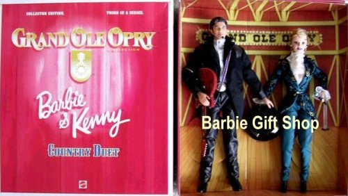 Barbie & KennyTM Country DuetTM Set Barbie  and Kenny TM Dolls Grand Ole Opry Mattel
