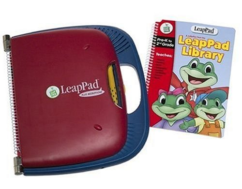 LeapPad with Microphone by LeapFrog Enterprises