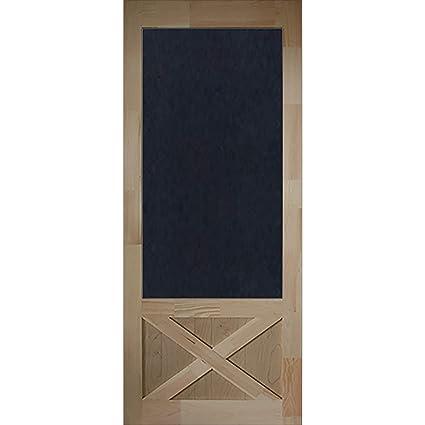 Amazon.com: Protector de puerta 1 – 3/8 In. x 84 en de ...