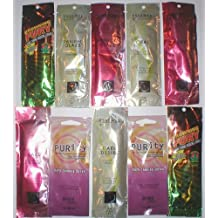 15 Top Brand Tanning Bronzers Lotions Ect Samples Australian Gold Swedish Beauty Devoted Creations