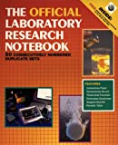 The Official Laboratory Research Notebook, Jones and Bartlett Publishers Staff, 0763705152