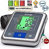 Dr Trust (USA) Automatic Talking Digital BP Checking Machine 'A-One Max' Blood Pressure testing Monitor ( USB PORT )