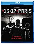 Cover Image for '15:17 To Paris, The [Blu-ray + DVD + Digital]'