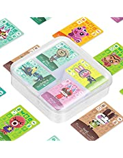 $64 » 90 Pcs ACNH Amiibo Cards Game Tag for Animal Crossing Switch/Switch Lite/Wii U with Storage Case