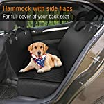 51TY3ukEDiL. SS150  - Dog Back Seat Cover Protector