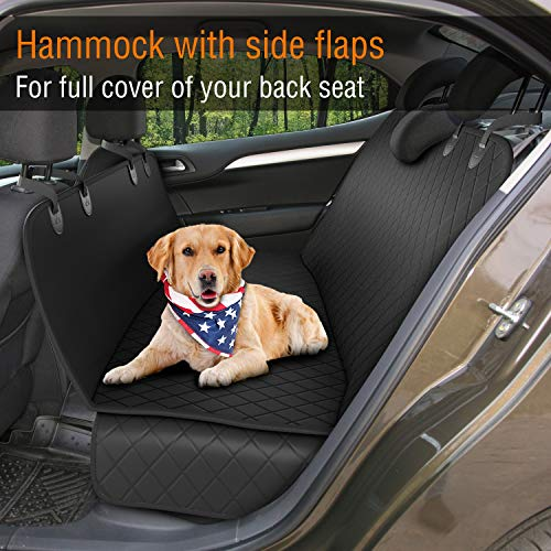 51TY3ukEDiL. SS500  - Dog Back Seat Cover Protector