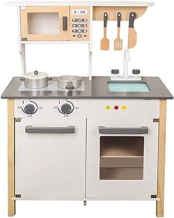 Oipoodde Jouet Cuisine Cuisine Moderne Play Accessoires Kids Set