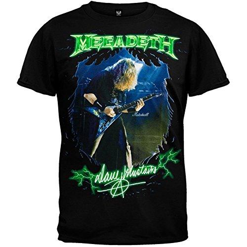 Megadeth Men's Photo T-shirt Black
