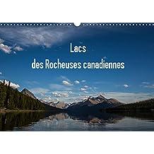 Lacs des Rocheuses canadiennes 2019: Tous les lacs sont situes dans les differents parcs des Rocheuses au Canada.