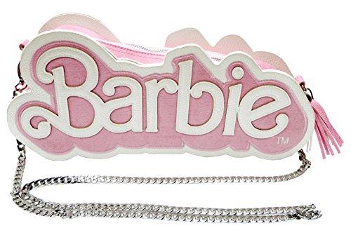 Barbie Logo Shaped Handbag