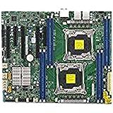 Supermicro Dual LGA2011, Intel C612, DDR4, SATA3 & USB3.0, A & 2GbE, ATX Server Motherboard X10DAL-I-O