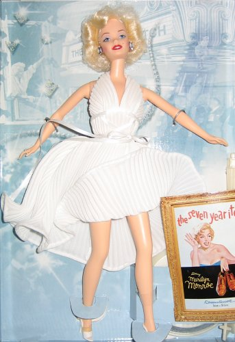 1997 Barbie Collectibles - Barbie as Marilyn - The Seven Year Itch