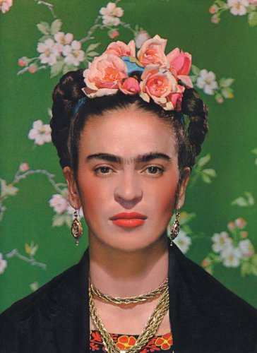 I Will Never Forget You: Frida Kahlo and Nickolas Muray - Frida Kahlo Photographs