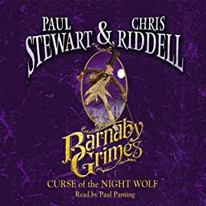 Curse of the Night Wolf Audiobook
