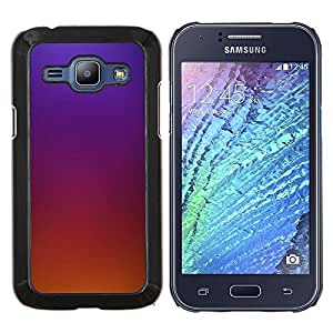 Queen Pattern - FOR Samsung Galaxy J1 J100 J100H - Simple Pattern 35 - Cubierta del caso de impacto con el patr???¡¯???€????€?????n Art Des
