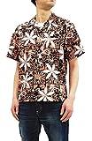 Star of Hollywood Men's Short Sleeve Shirt Elvis Presley Blue Hawaii SH38118 Black Tagged Japan XL (US L-XL)