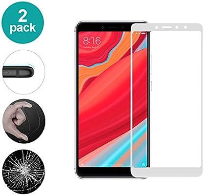 Para Xiaomi Redmi S2 Protector Cristal Vidrio Templado Pantalla de ...