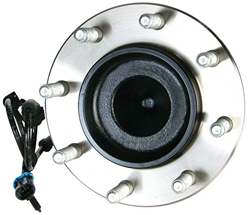 UPC 614046780552, Moog 515060 Wheel Bearing and Hub Assembly