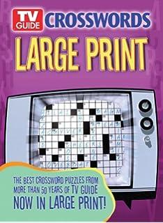 Tv guide crosswords modern classics: the best tv guide crossword.